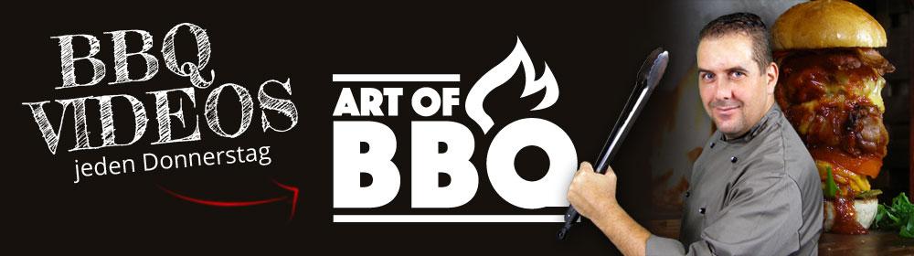 Art of BBQ Banner